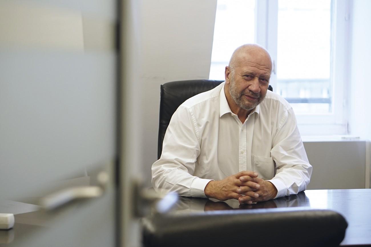 Patrick Puy, redresseur entreprises