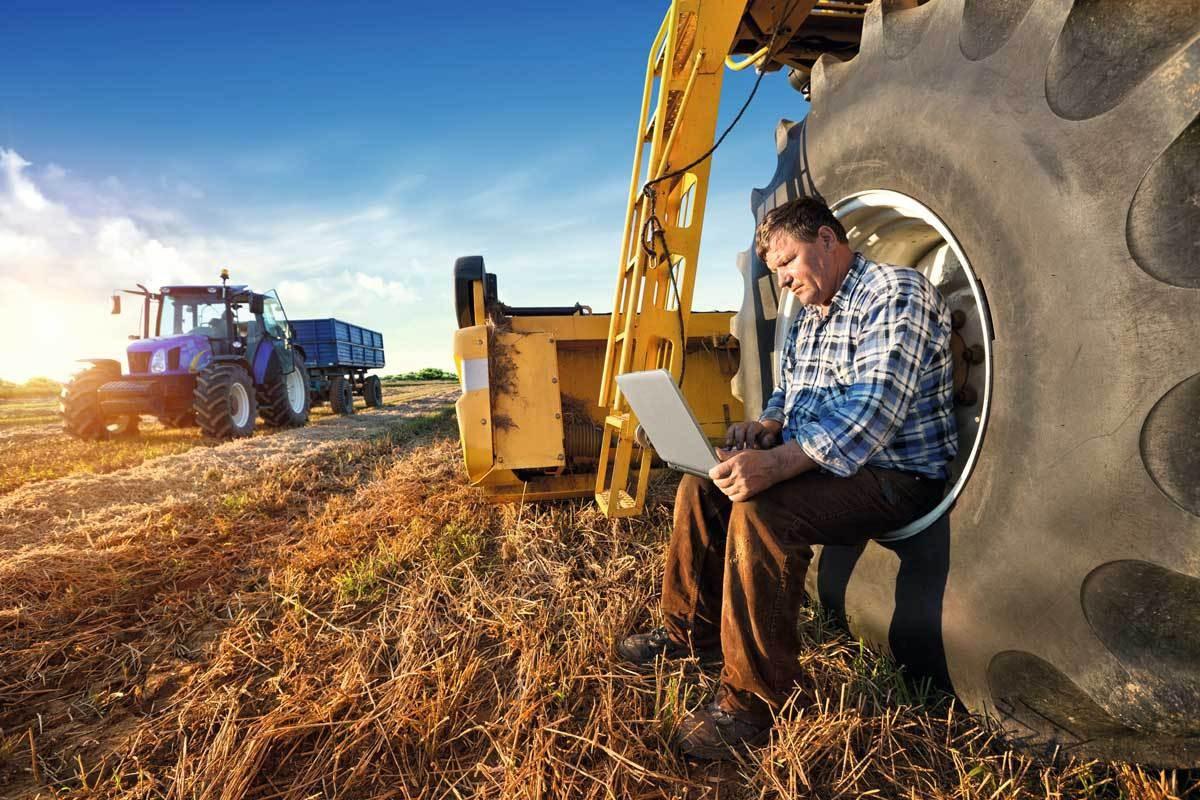 Les agriculteurs ont plus de capital que de revenus