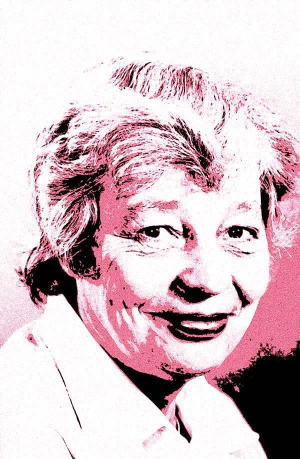 Professor Susan Strange 1980