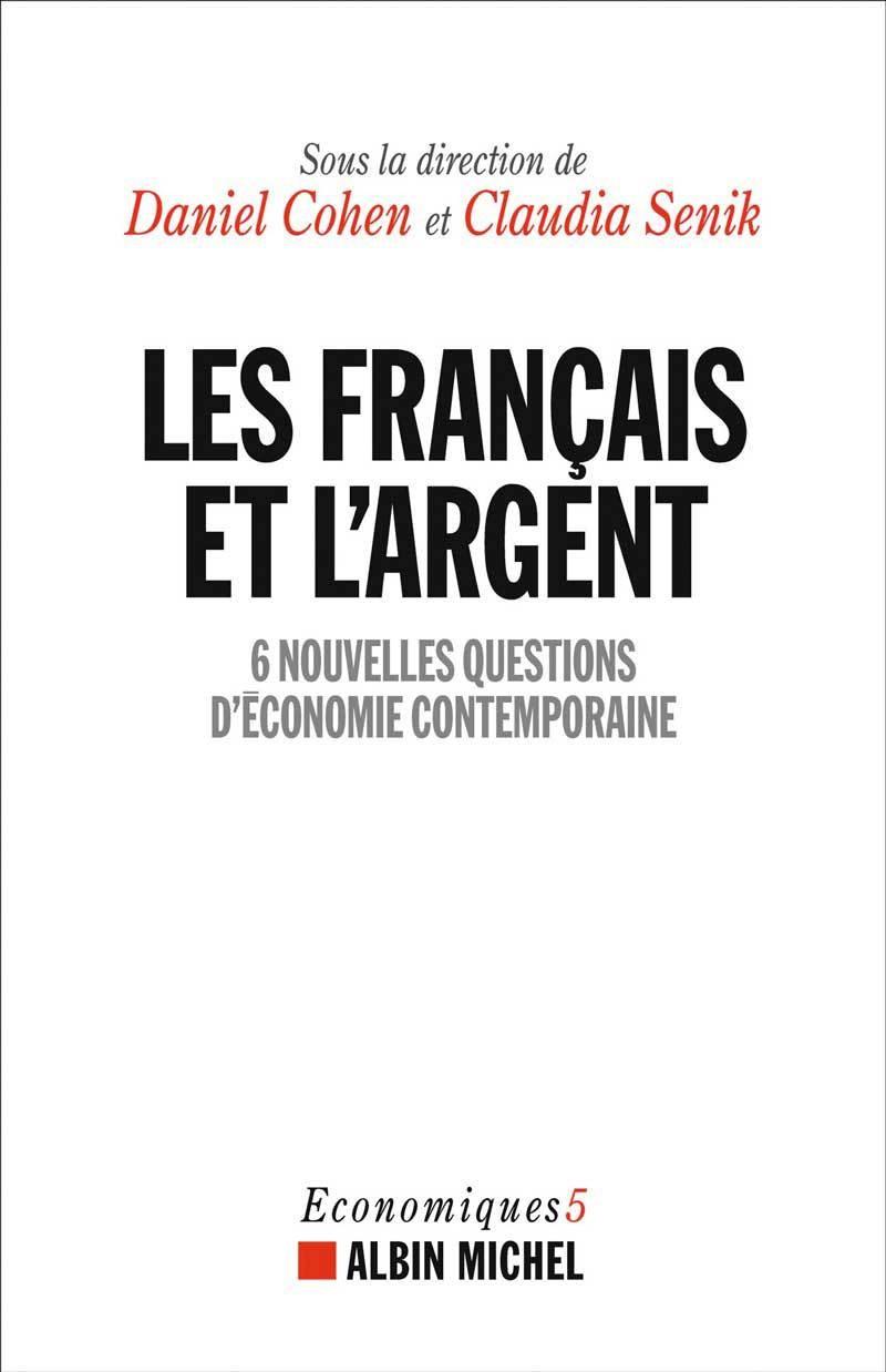 Couverture livre Les Français et l'argent