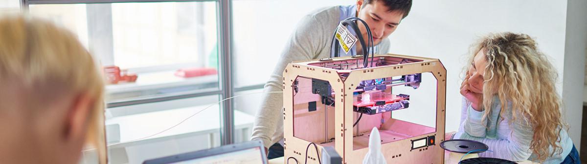 Job du futur ? Technicien en impression 3D