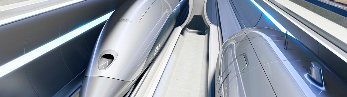 Hyperloop: les incertitudes économiques du train supersonique