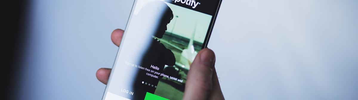 Spotify, roi du streaming assiégé par les Gafa