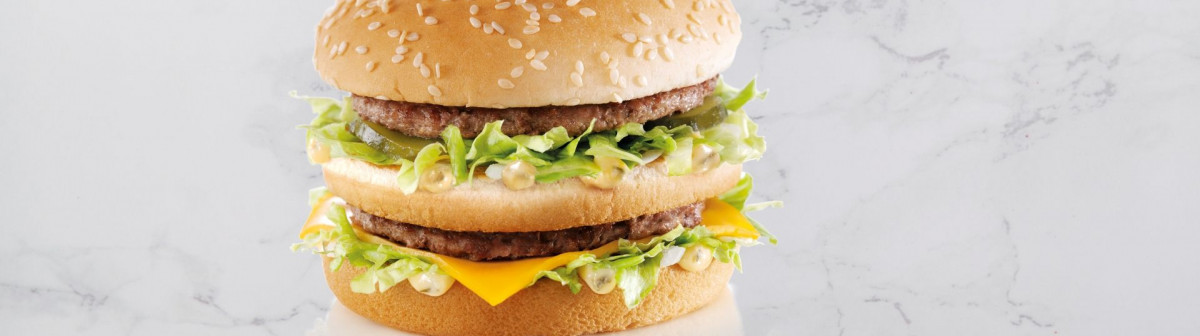Ça coûte combien,un Big Mac ?