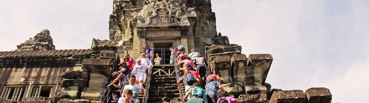 Ces 4 sites mythiquestentent de résister au tourisme de masse