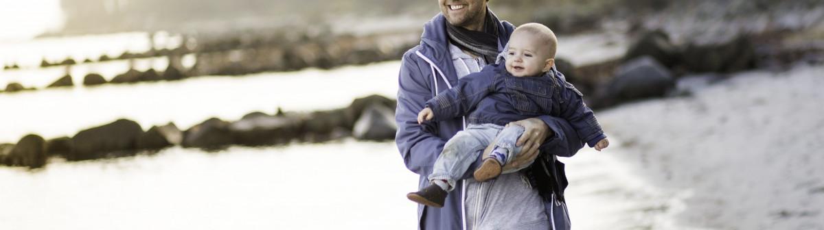 Congés paternités: quand l'entreprise cajole plus les papas que la loi