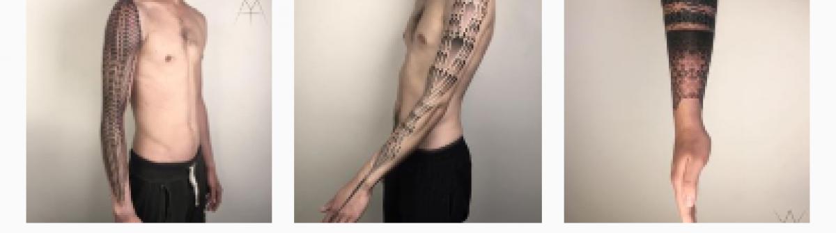 Un tatoueur perd toute son activité à cause d'un bug sur Instagram