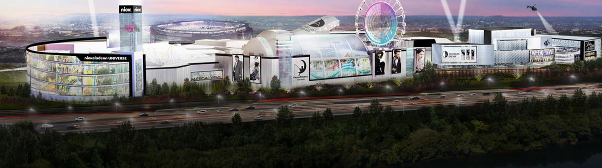 Mi-centre commercial, mi-parc d'attraction, l'un des malls les plus chers de l'histoire ouvre ses portes