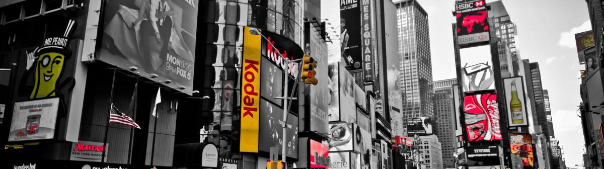New York croule sous les colis !
