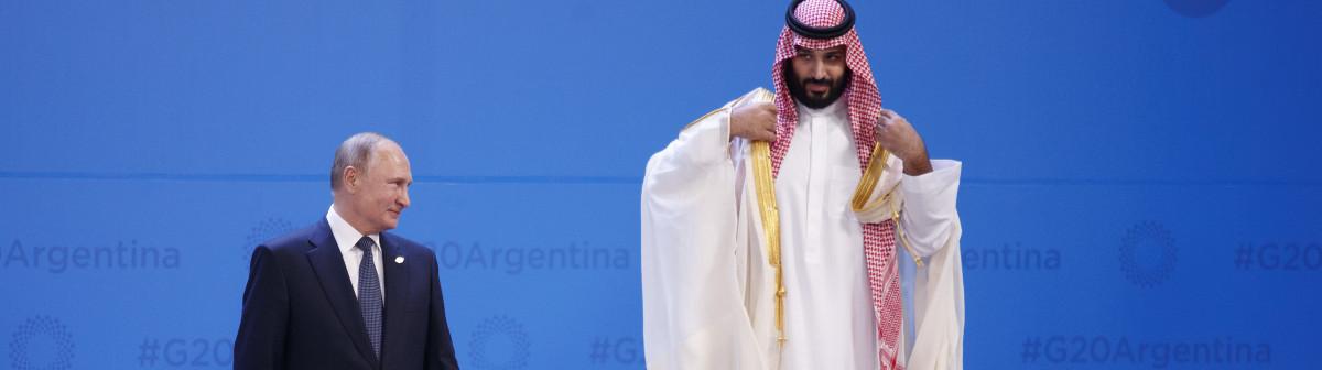 Russie-USA- Arabie Saoudite: la guerre pétrolière à l'heure du Covid-19