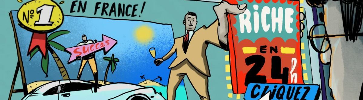 Devenir trader en ligne, le rêve et les pièges 2/7  Bizutage aux pays des devises