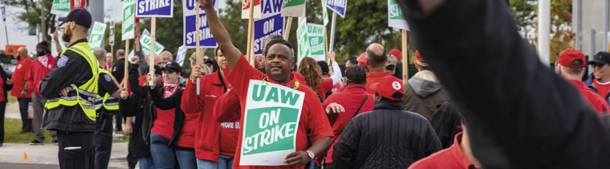 Dans l'Amérique de Trump, les syndicats se rebiffent