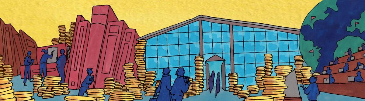 Écoles de commerce: L'inflation sans fin des frais descolarité