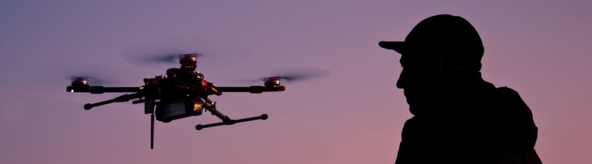 Pilote de drone : jolies images, mais concurrence féroce