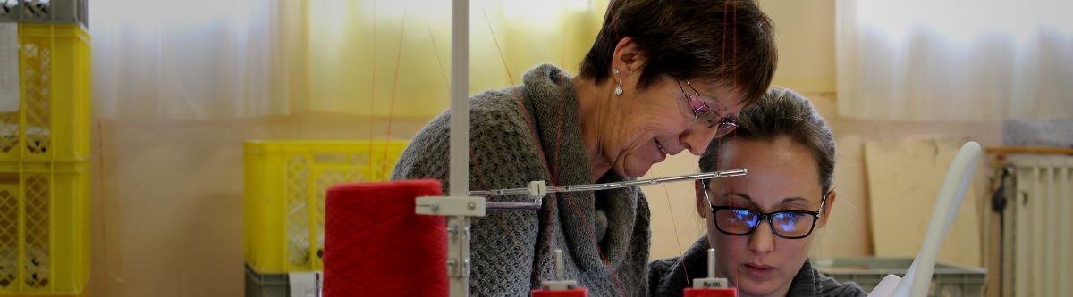 Comment une entreprisetextile bretonne s'est sauvée grâce au savoirde ses anciennes salariées
