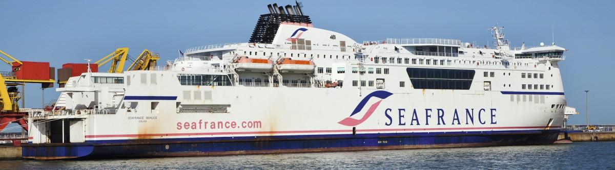 SeaFrance : la liaison maritime de la SNCF victime de l'Eurostar