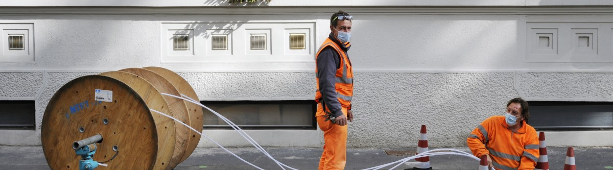 Combien ça va (vous) coûter d'installerla fibreen France ?