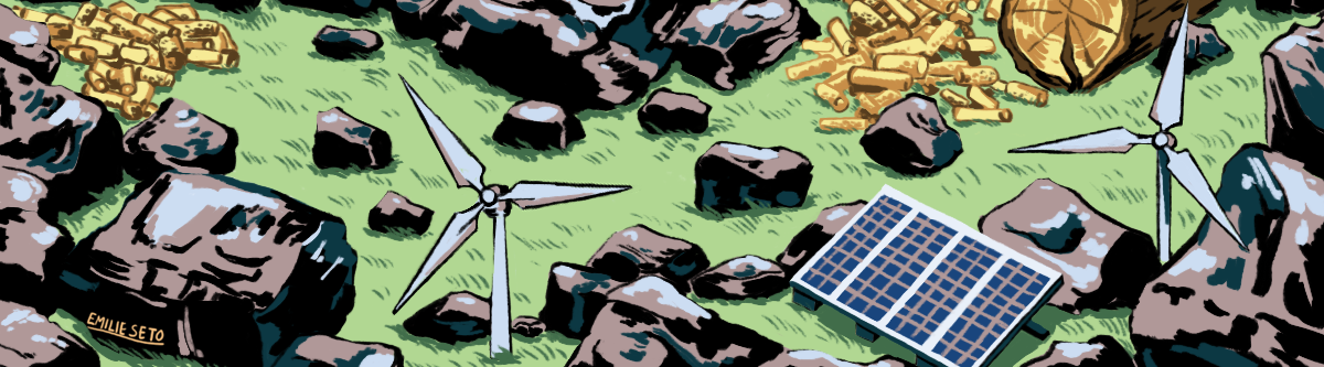 Après la fermeture des centrales àcharbon, quelles énergies propres ?