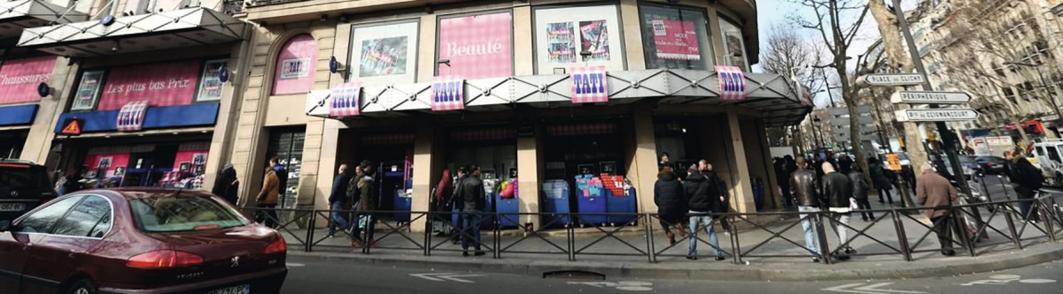 Du succès à la faillite, comment les magasins Tati n'ont pas survécu à leur fondateur