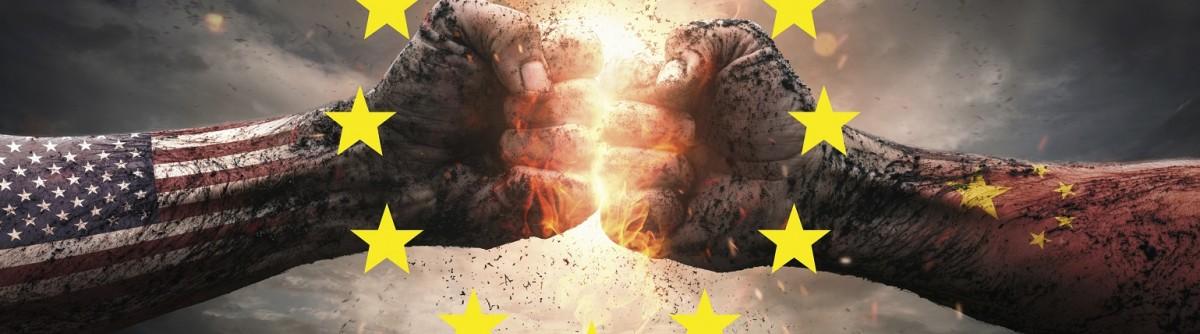 Débat : entre les États-Unis et la Chine, l'Europe pèse-t-elle encore?