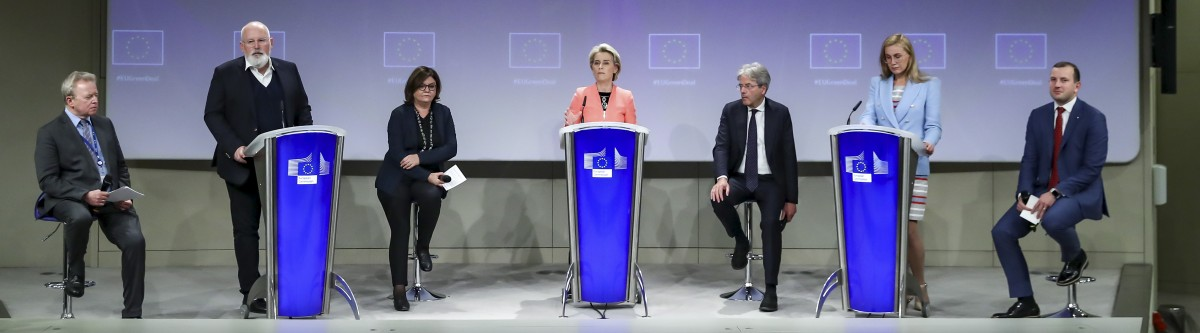 L'Union européenne renforce son arsenal face au réchauffementclimatique