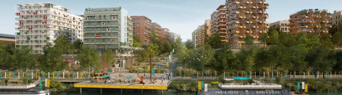 Paris 2024: derrière les Jeux olympiques, une transformation urbaine gigantesque