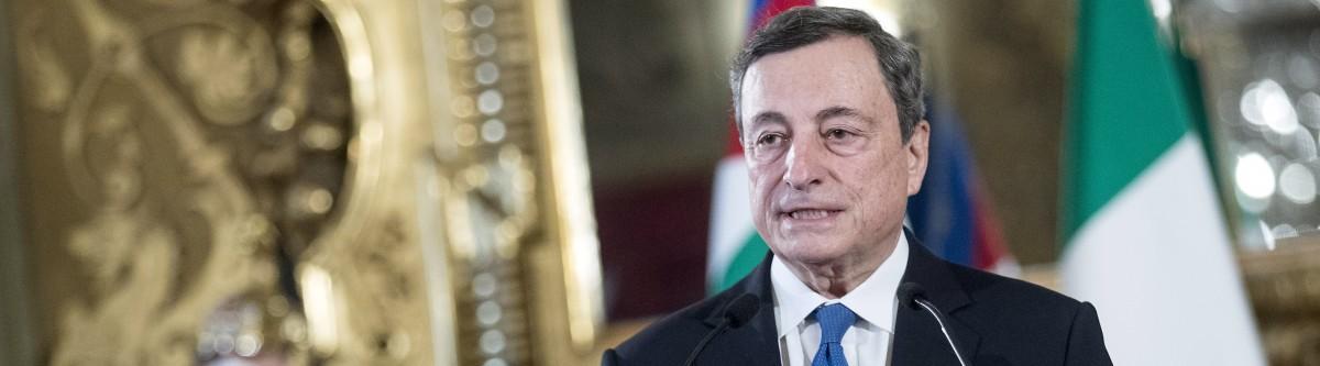Mario Draghi: un bon économiste fait-il un bon chef de gouvernement?